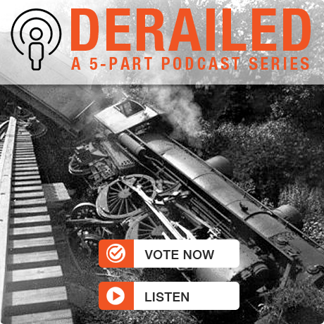 Derailed: When Mental Illness Throws Life Off Track